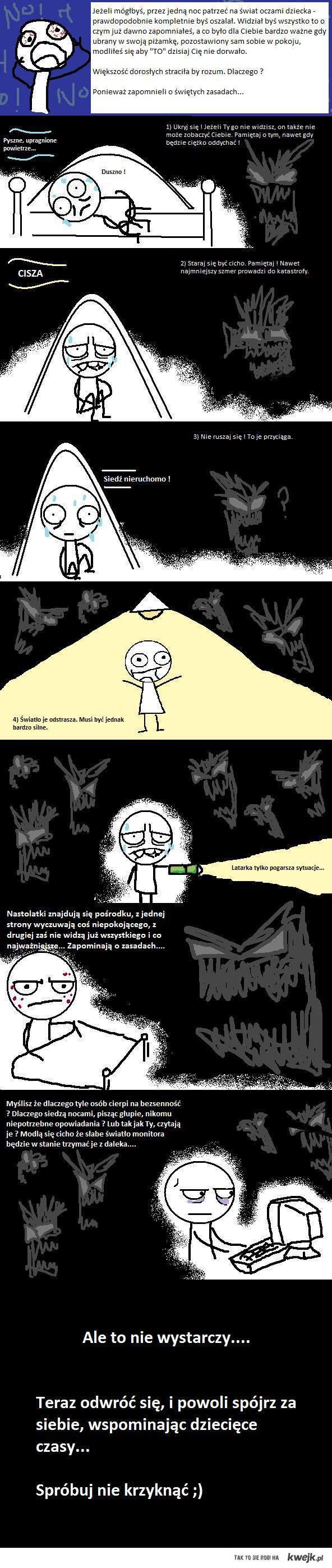 potwory z dzieciństwa