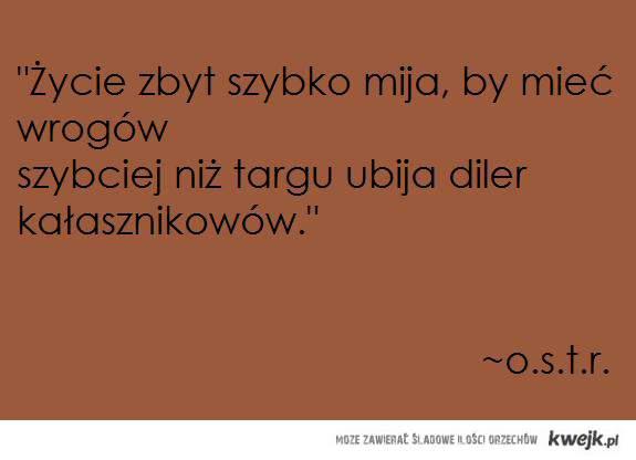 OSTRY <3