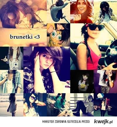 brunetki ♥