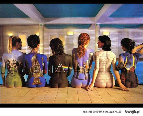 Pink Floyd Records Covers