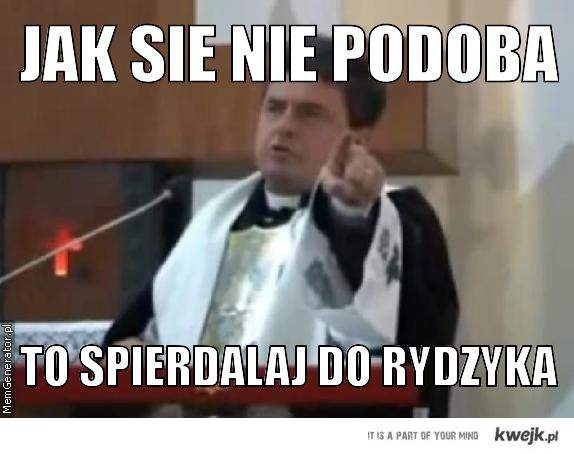 do rydzyka