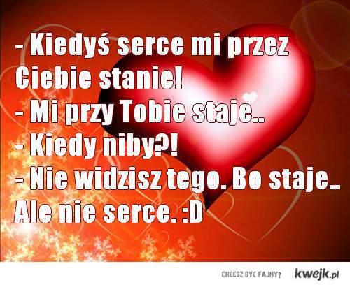 Serce . :D