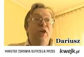 Dariusz - Trudne sprawy