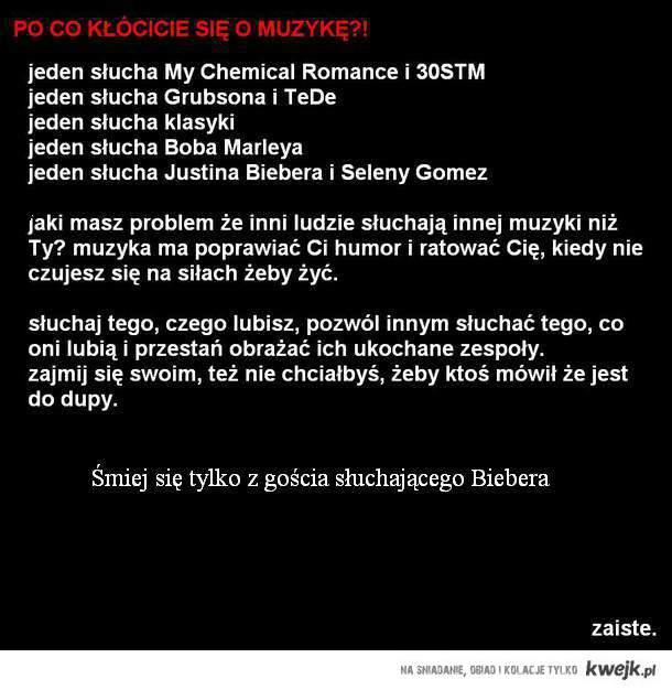 Śmiej się z Biebera!