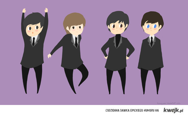 Cute Beatles