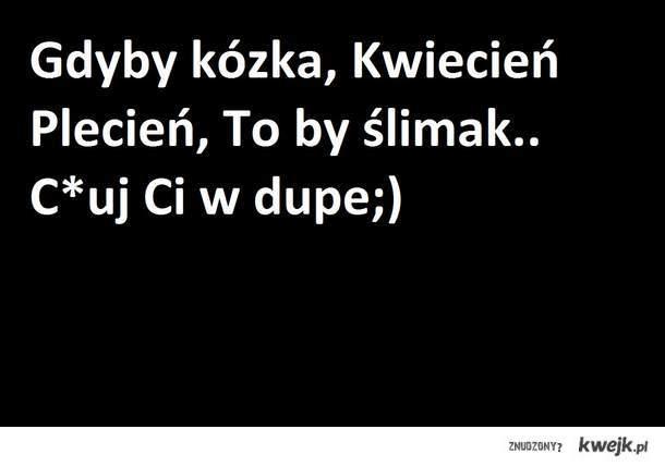 wierszyk;)