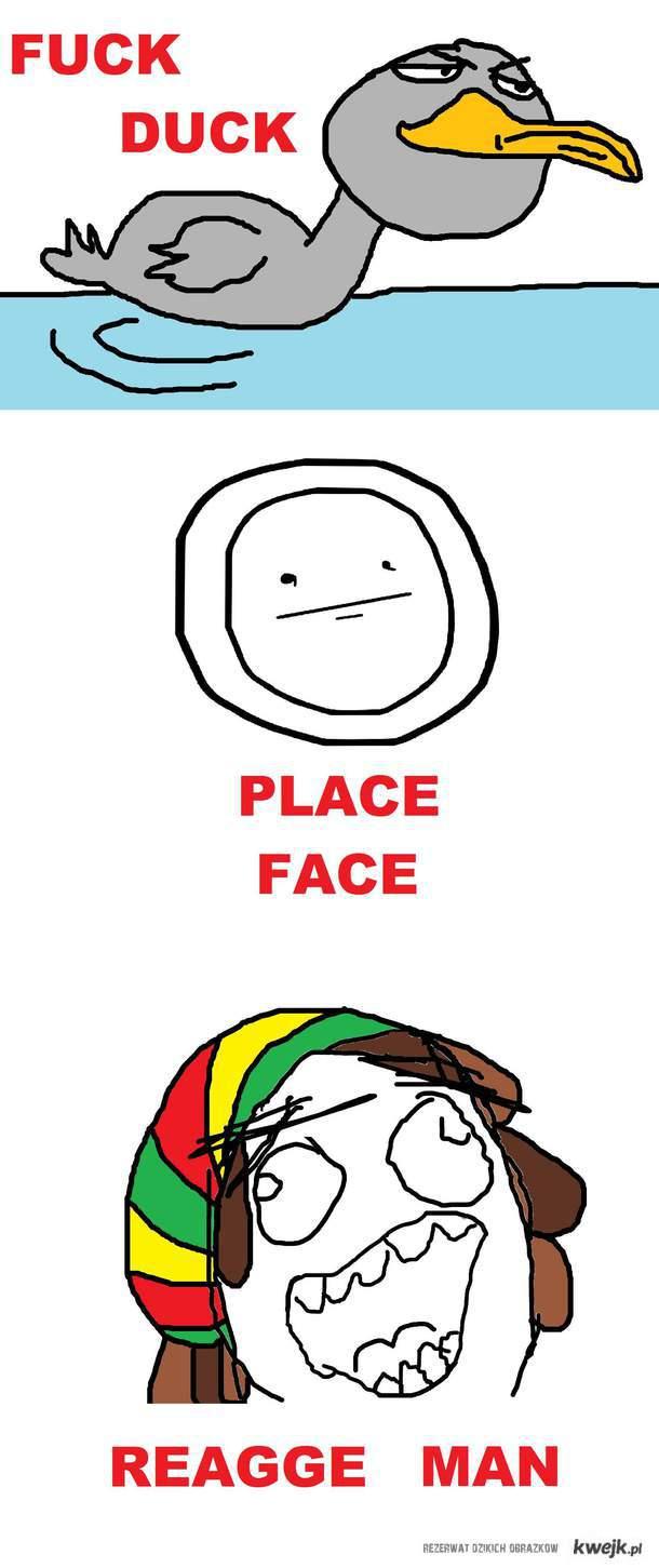 place face