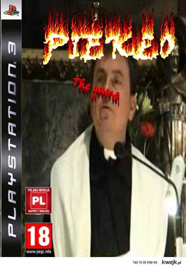 Piekło the game
