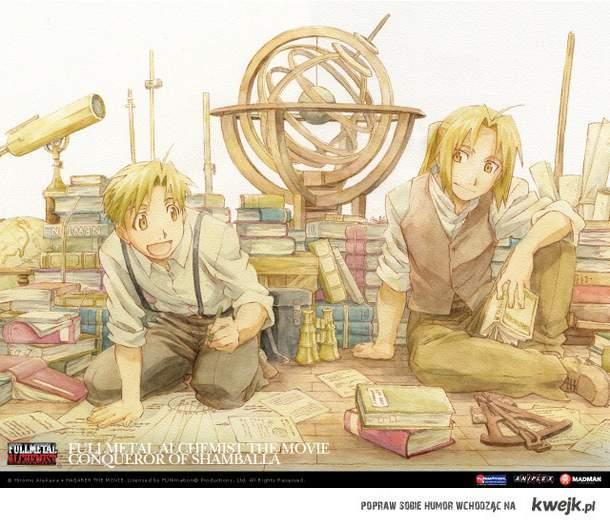 Fullmetal Alchemist<3