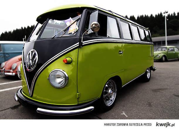 Hippie bus !