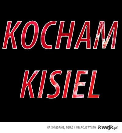 KOCHAM KISIEL