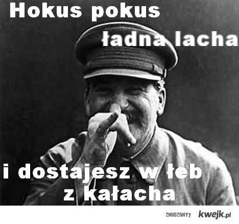 Czary stalina