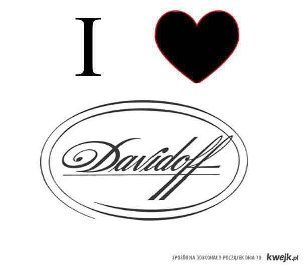 I <3 Davidoff