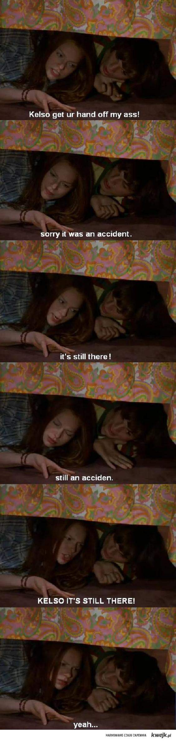 Kelso and Donna