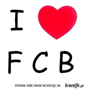 I Love FCB