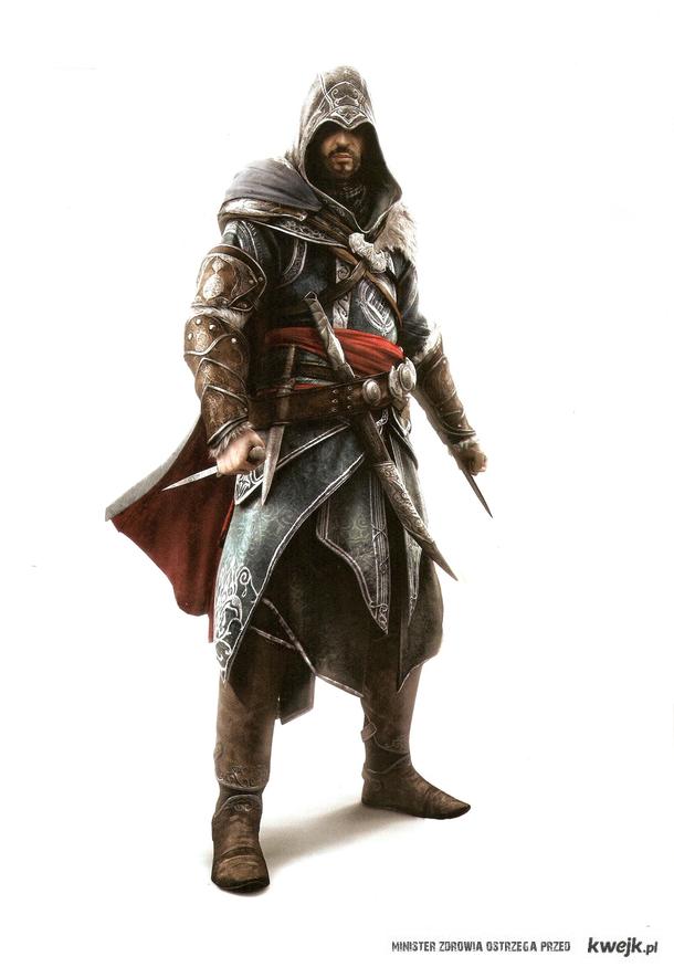 Ezio <3
