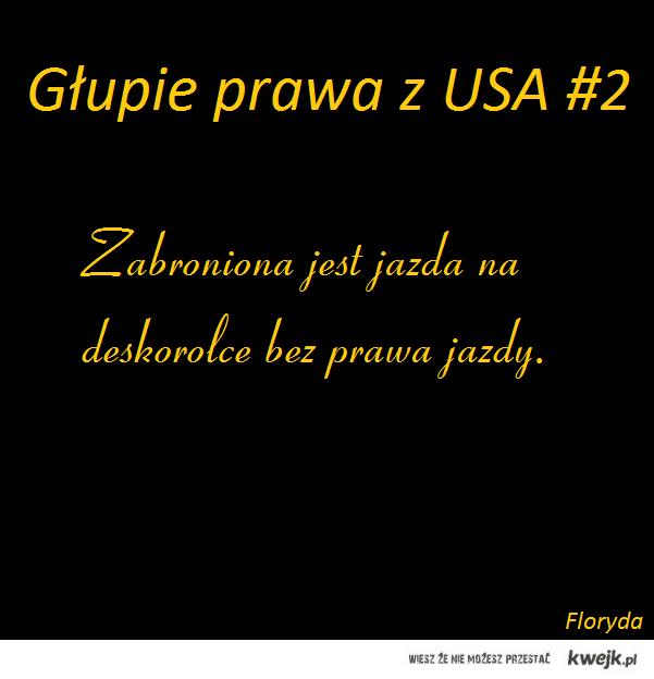 mądrości z USA