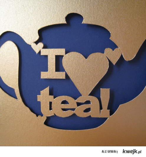 Kocham herbatę