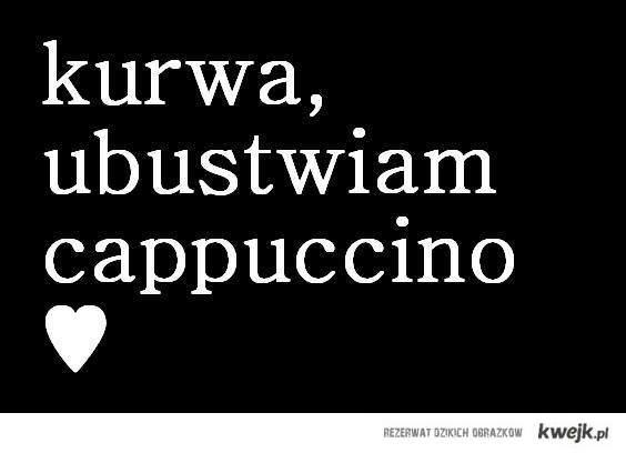 cappuccino ♥