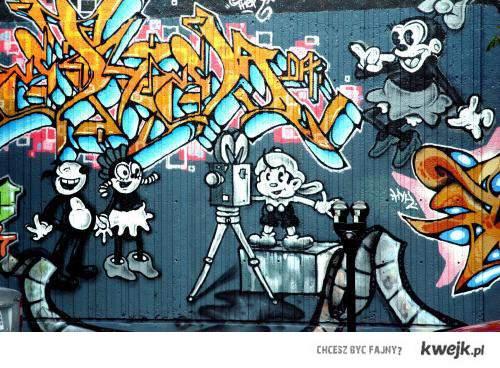 graffiti. <3