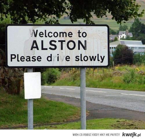 Alston