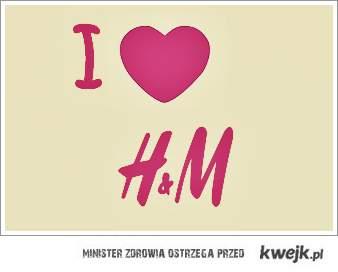 I <3 H&M