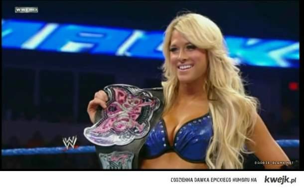 Kelly Kelly WWE Divas Champion ;*