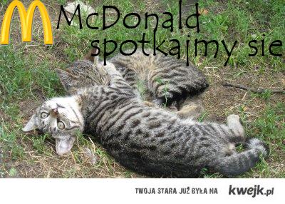 McDonald - Spotkajmy sie