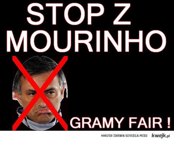 Stop z mourinho!