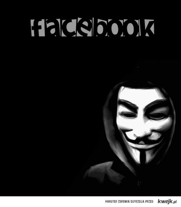 Anonymous&Facebook