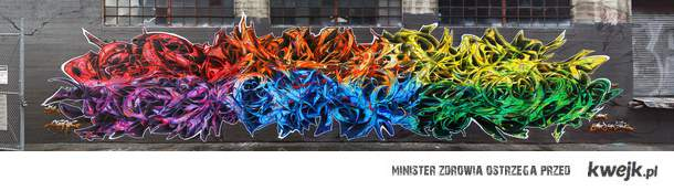 Graffiti level : EXTREME