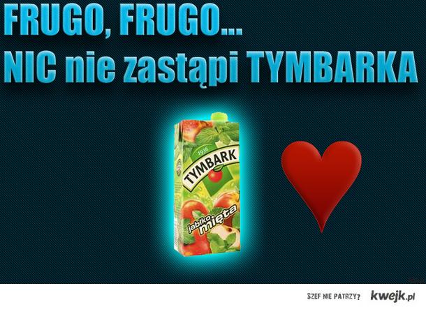 frugo, taa.. TYMBARK ♥