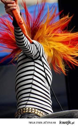hayley's hair