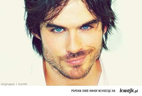 Ian's eyes <3