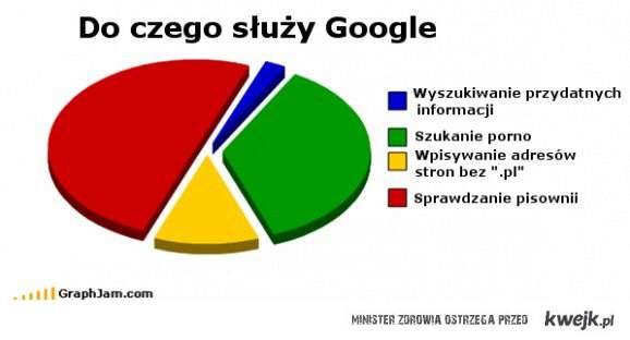 do czego służy Google