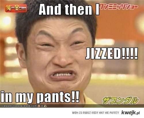 jizzed