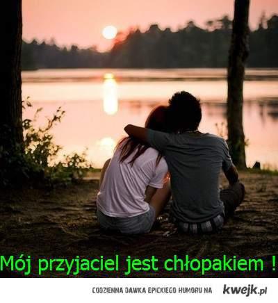 kocham Cię Przyjacielu <3