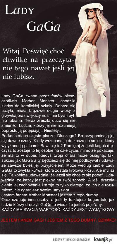 Mother Monster, ku*wa!