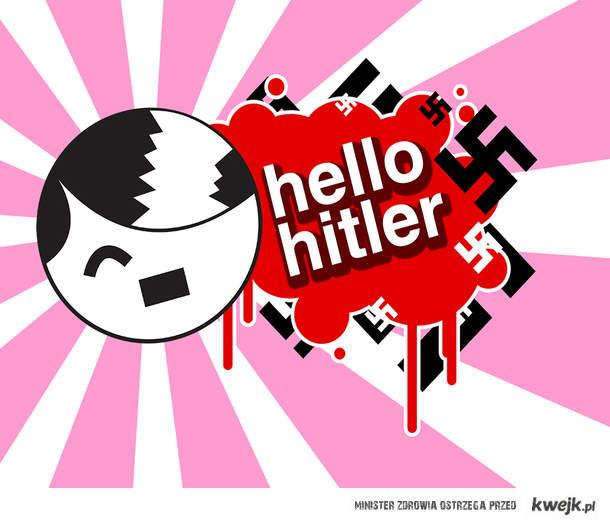 hello hitler