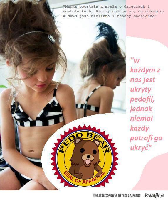 Kampania promocyjna Pedodźwiedzia (Loungerie)
