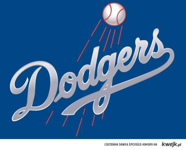 LA Dodgers, dziwko!