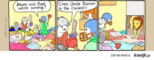 wujek ducan