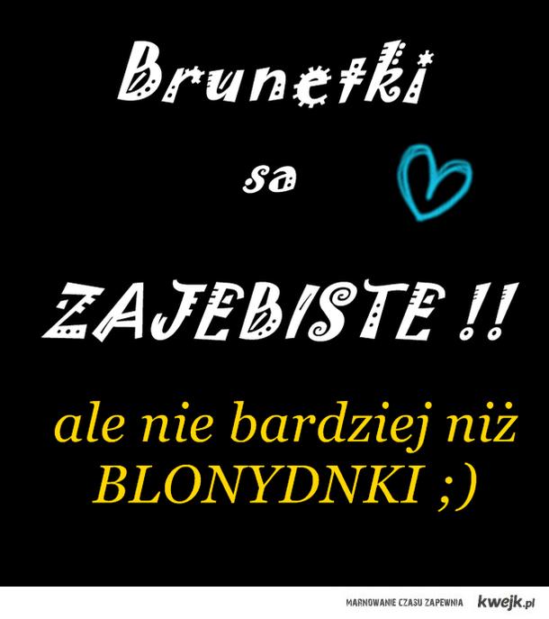 blondynki