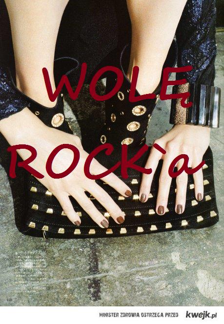 Lubie Rock`a