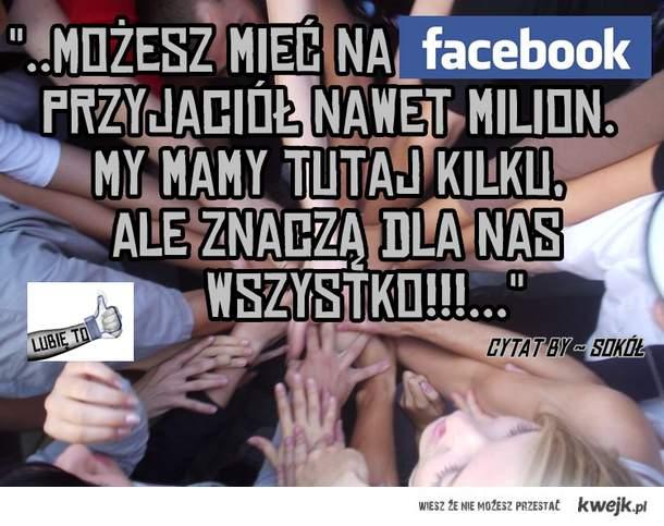 Możesz mieć na FB przyjaciół nawet milion!
