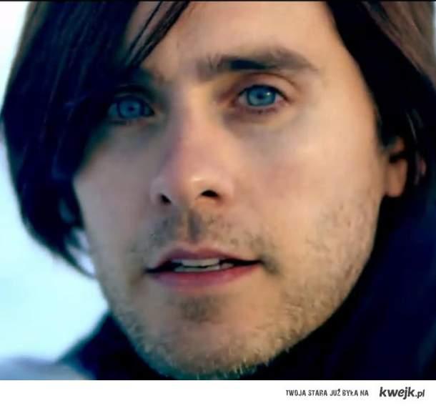 Jared Leto oczy <3
