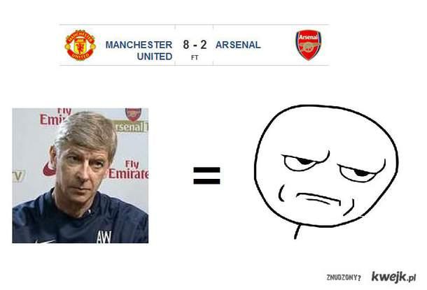 Manchester - Arsenal 8:2