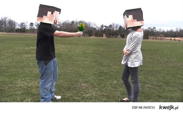 Minecraft love