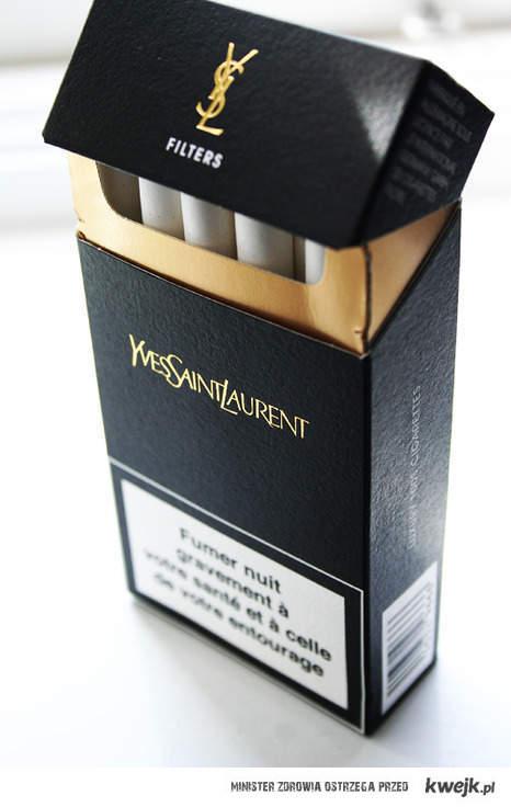 YSL Cigarettes