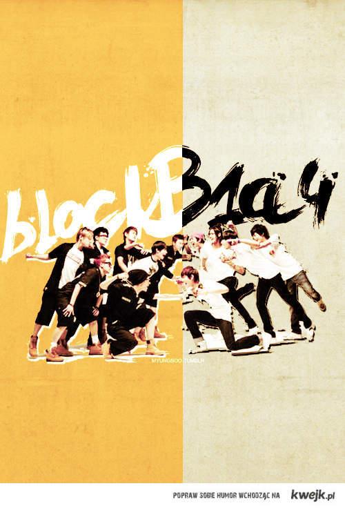 B1A4 vs Block B